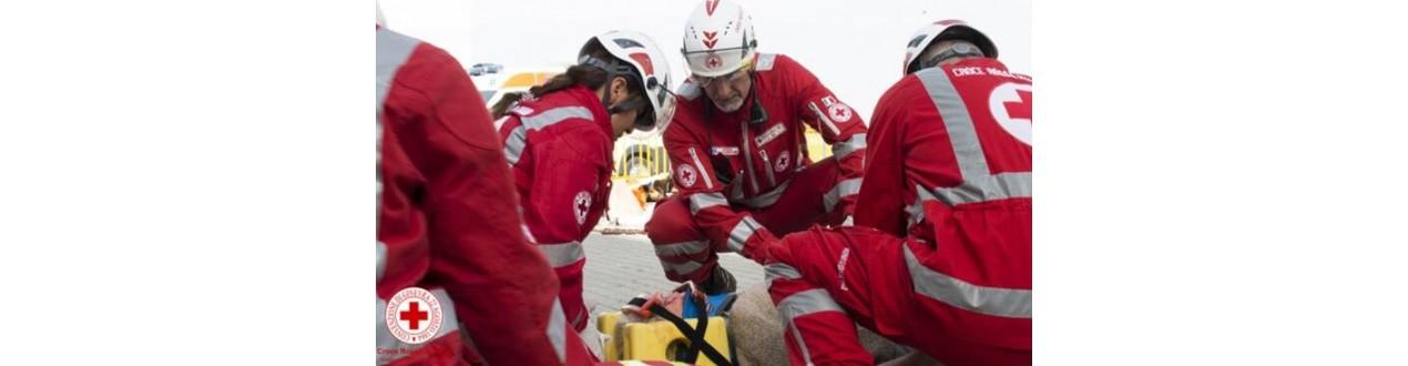 Divisa Croce Rossa - Divise Croce Rossa  Divise online